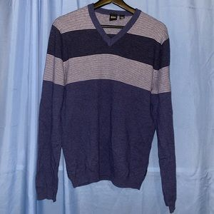 Hugo Boss Vneck Sweater